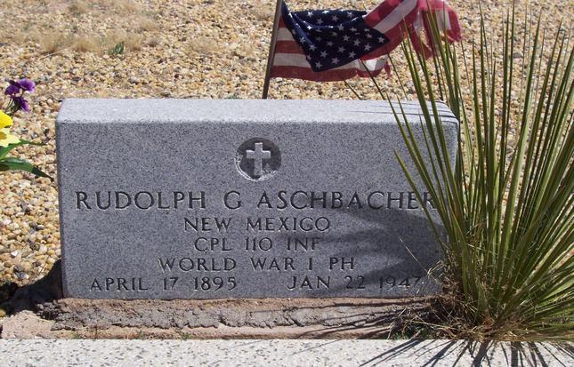 Rudolph G Aschbacher