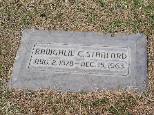 Rawghlie Clement Stanford