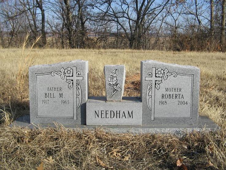 Roberta <i>Pack</i> Needham