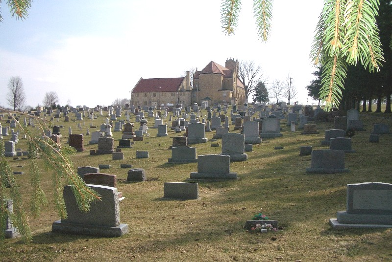 Perry Lutheran Cemetery