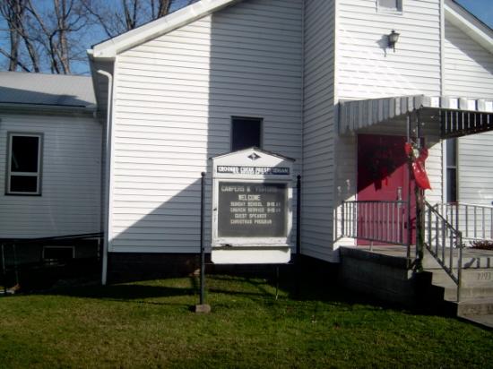 Crooked Creek Presbyterian Cemetery