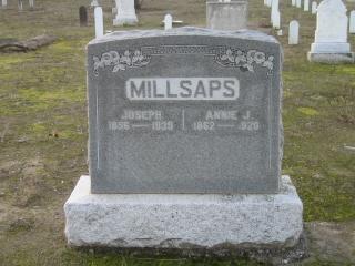Annie J. Millsaps