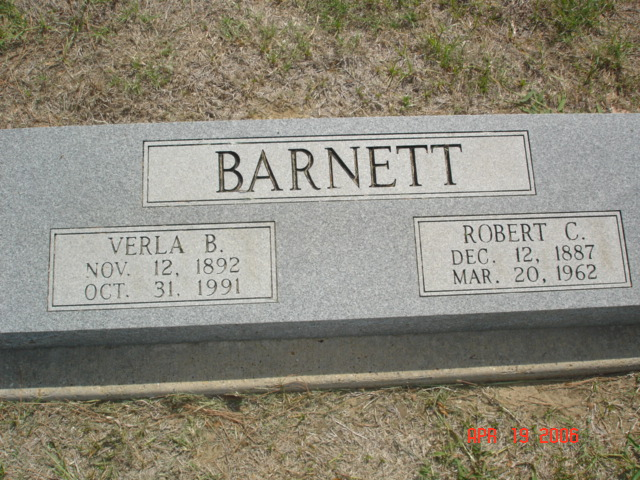 Robert Caldwell Barnett