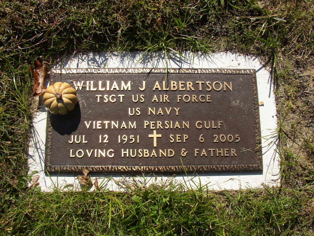 William J Albertson