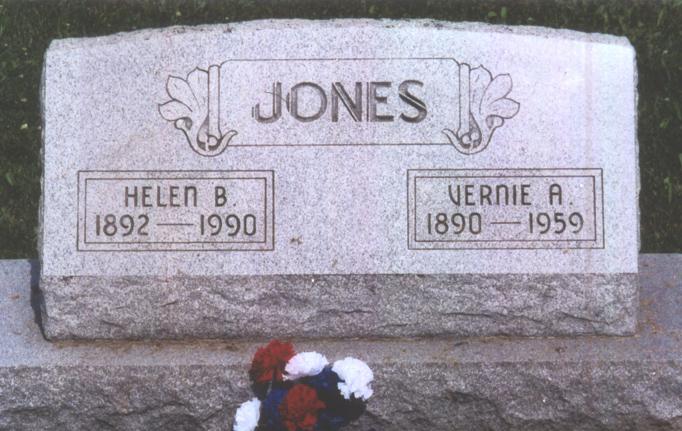 Vernie Allen V.A. Jones