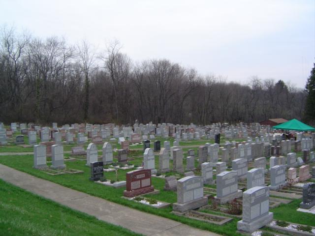 Adath Jeshurun Cemetery