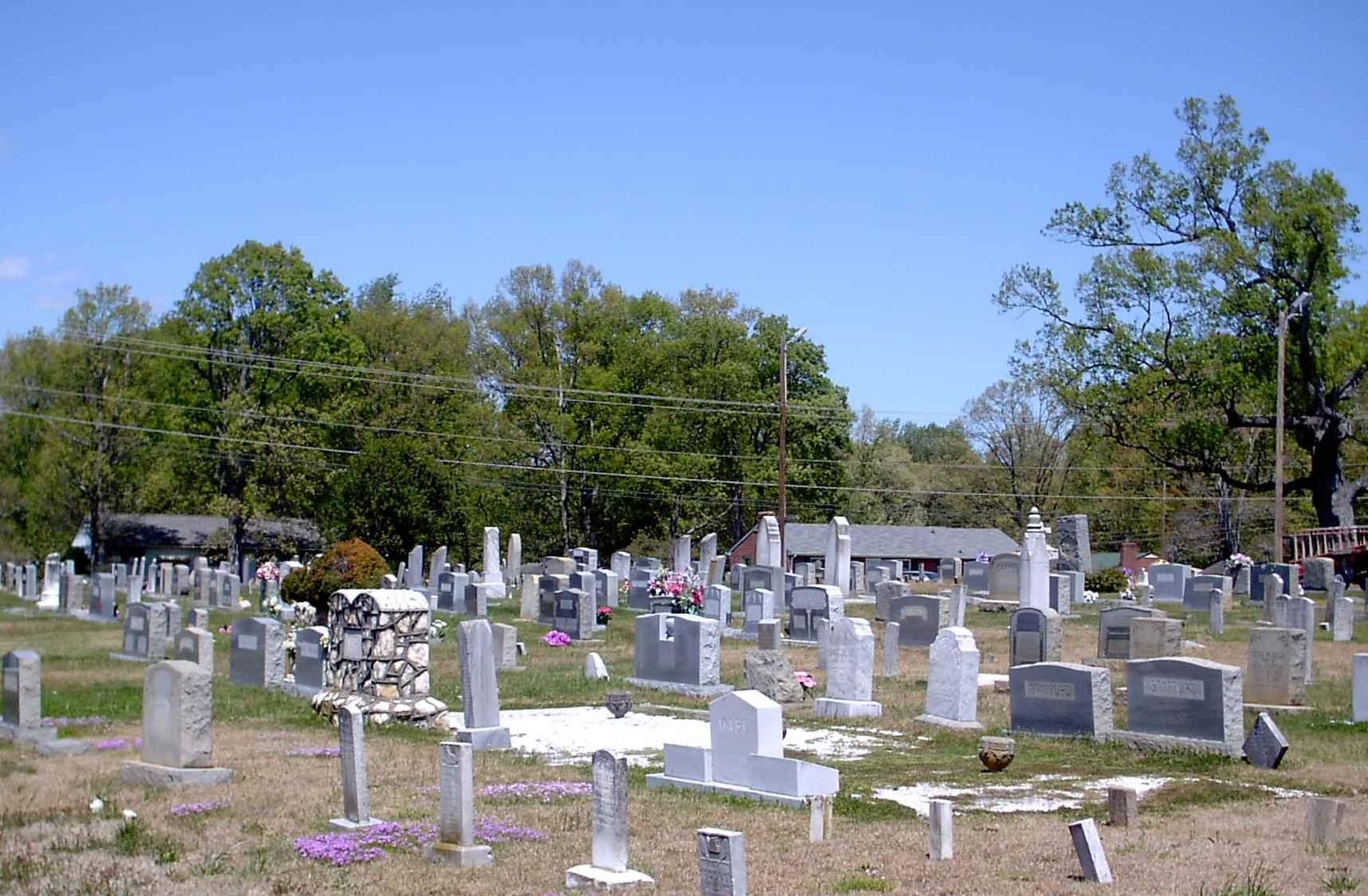 Bunker Hill Community Cemetery