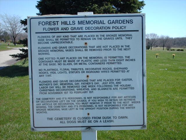 Forest Hills Memorial Gardens