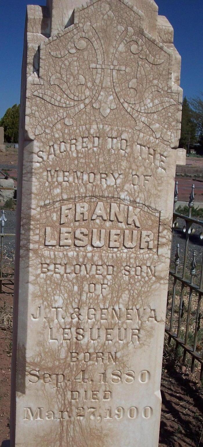 Frank LeSueur