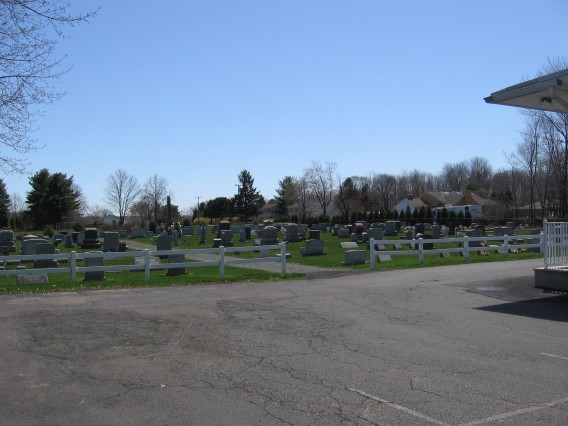 Three Bridges Reformed Church Cemetery