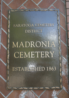 Madronia Cemetery