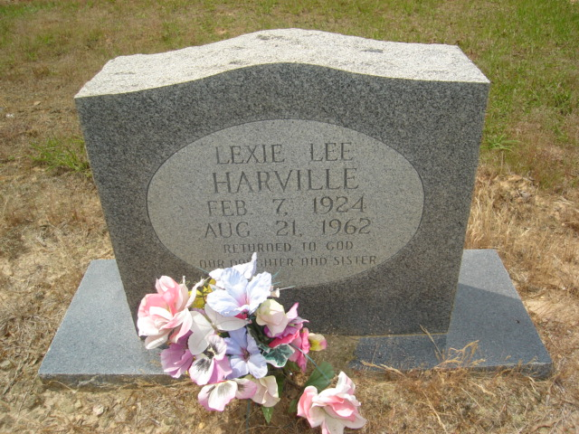 Lexie Lee Harville