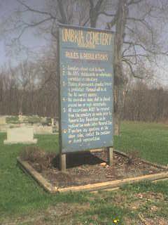 Umbria Cemetery