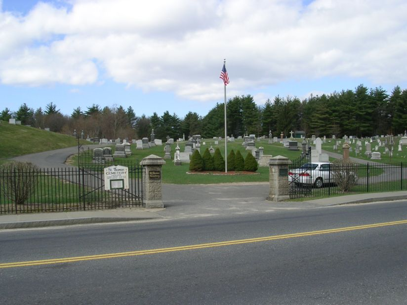Saint Thomas Cemetery