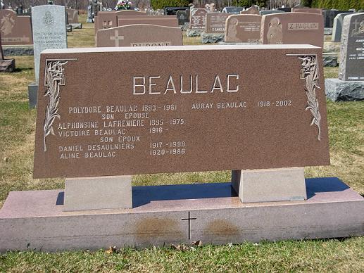 Polydore Beaulac