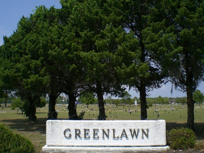 Greenlawn Memorial Park Cemetery