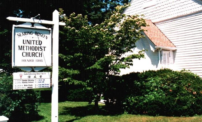Searing-Roslyn United Methodist Church Cemetery
