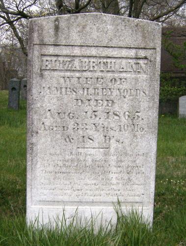 Elizabeth Ann Reynolds