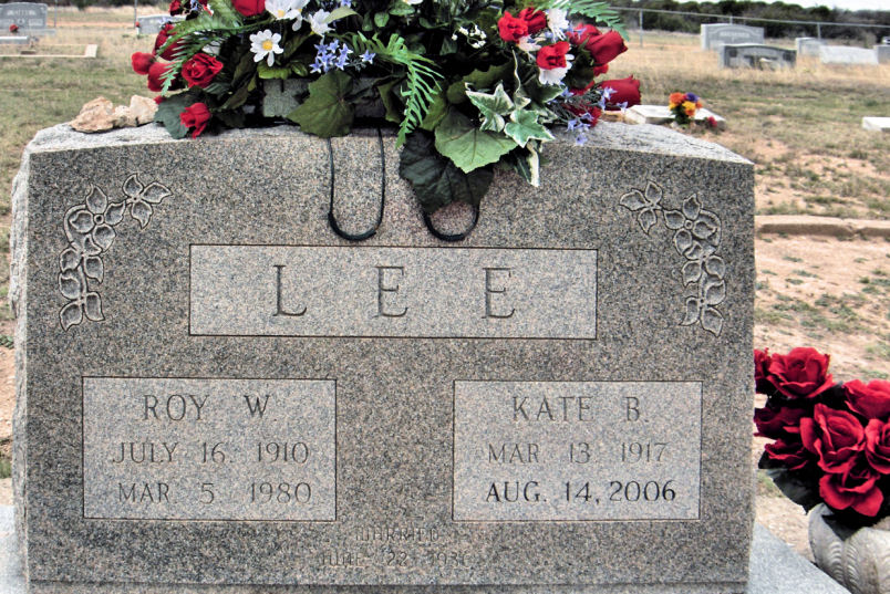 Kate Bell Katie <i>Robinson</i> Lee