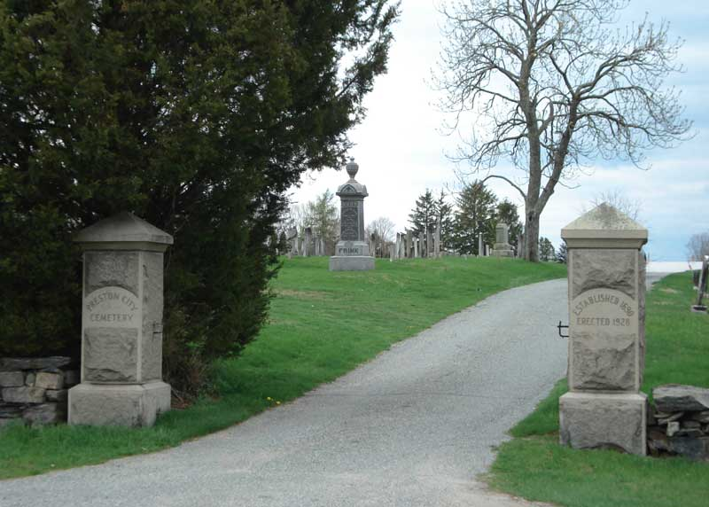 Preston City Cemetery