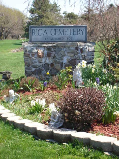 Riga Cemetery