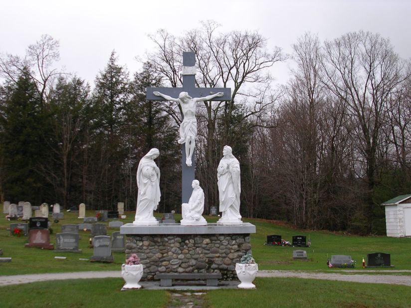 Saint Georges Catholic Cemetery