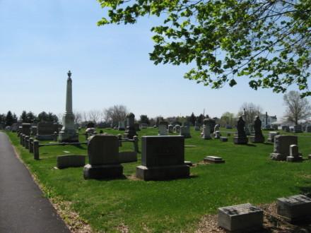 Saint Peters UCC Church Cemetery