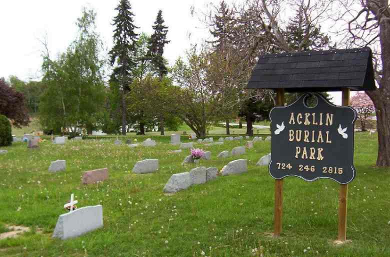 Acklin Cemetery