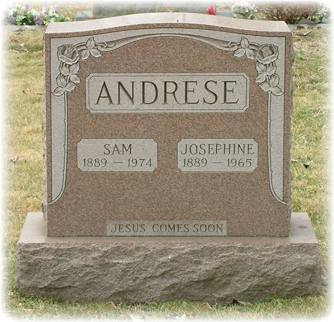Josephine Andrese