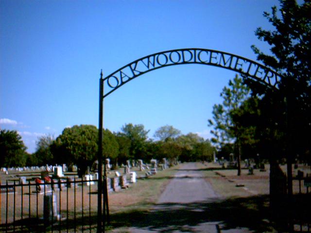Oak Wood Cemetery