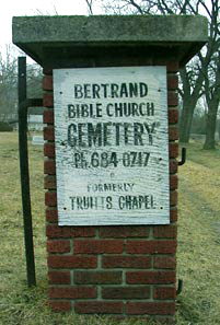 Truitts Chapel Cemetery