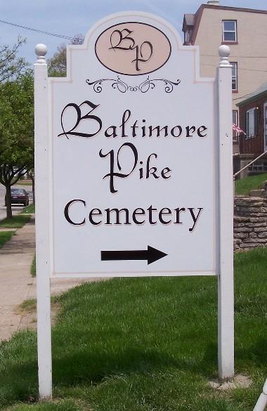 Baltimore Pike Cemetery