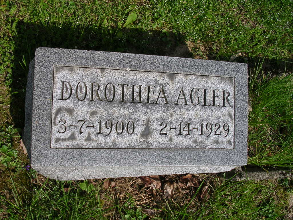 Dorothea Abbie <i>Agler</i> Seliger