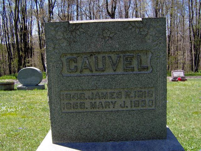 James Reed Cauvel