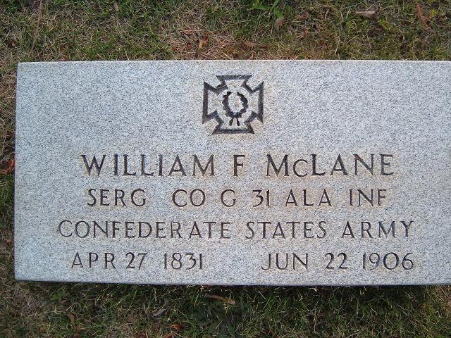 William Fletcher McLane