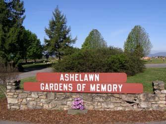 Ashelawn Gardens of Memory