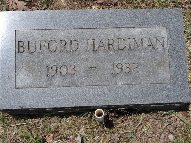 James Bute Lester Buford Buford Hardiman