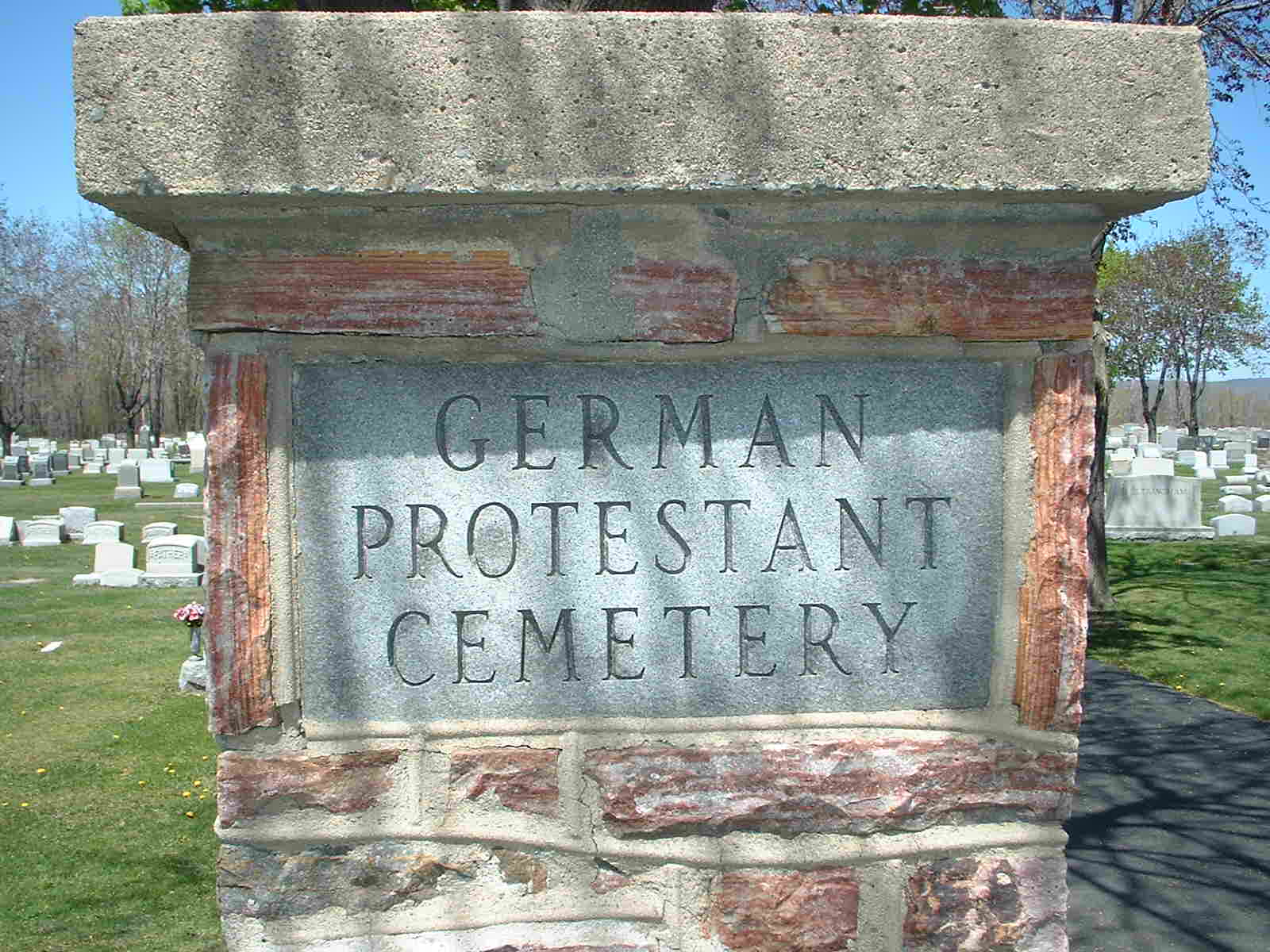 German Protestant Cemetery