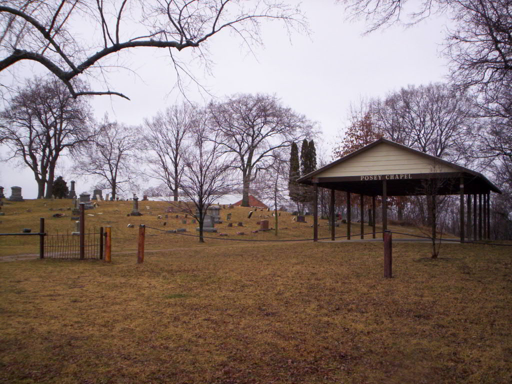 Posey Chapel Cemetery