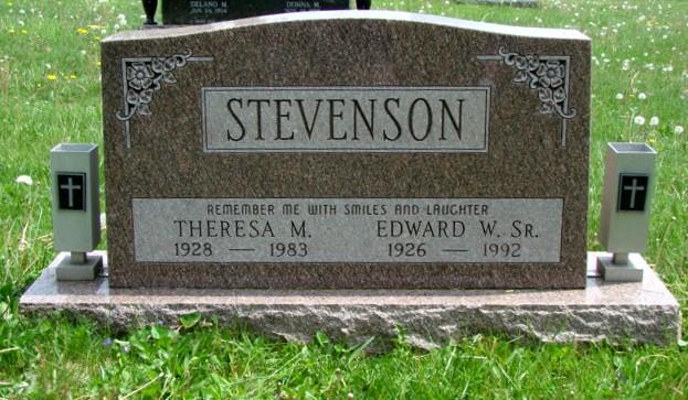 Edward William Stevenson, Sr