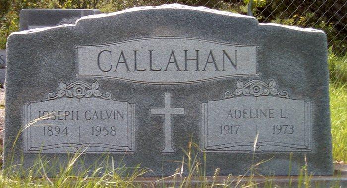 Joseph Calvin Callahan
