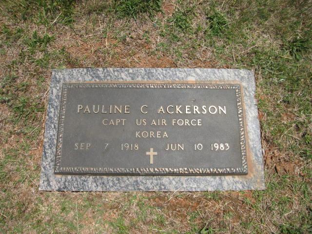 Pauline C. Ackerson