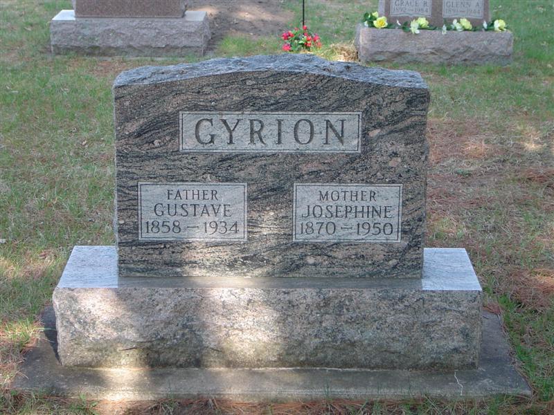 Gustave Ferdinand Joseph Gyrion