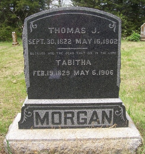 Thomas J. Morgan