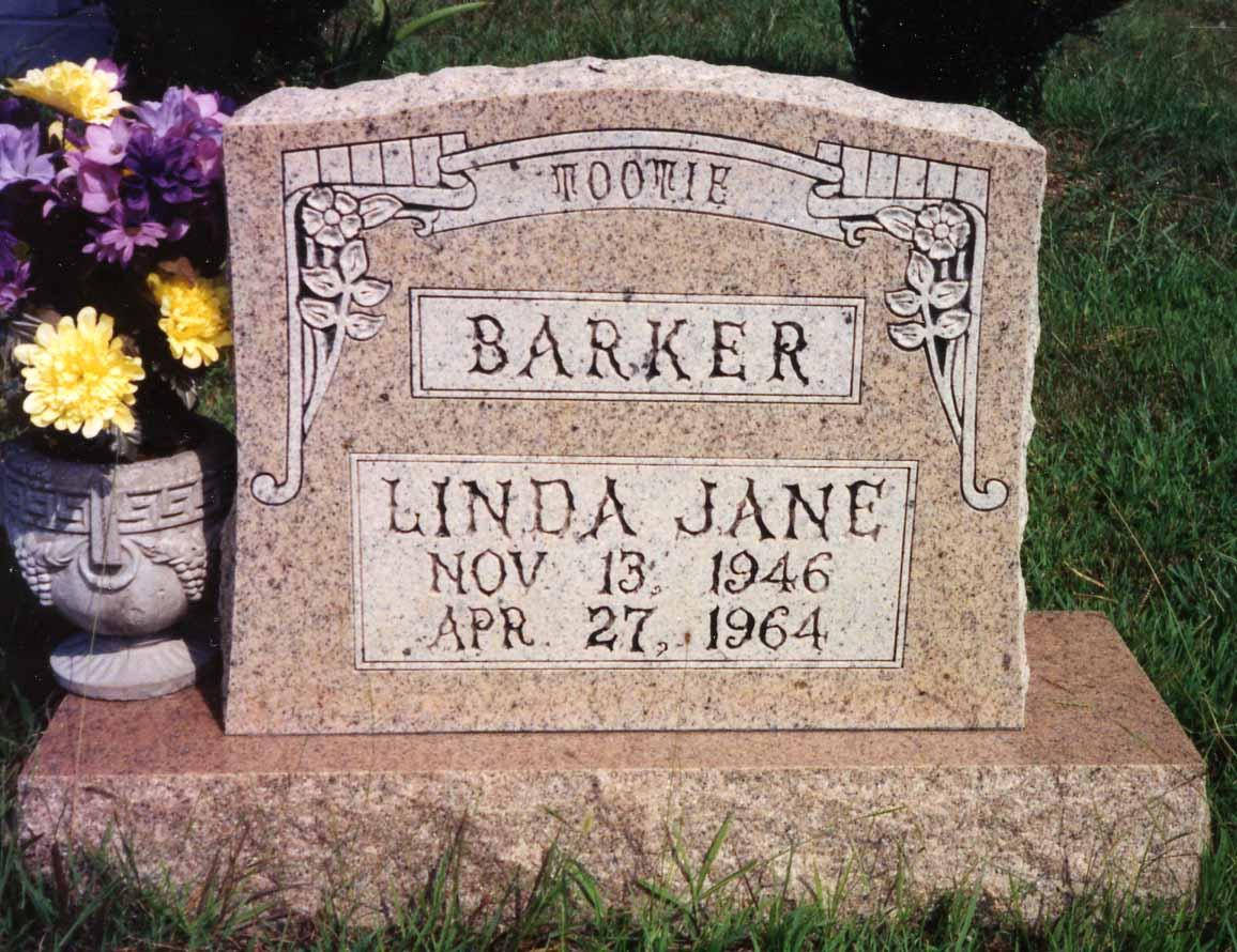 Linda Jane Tootie Barker