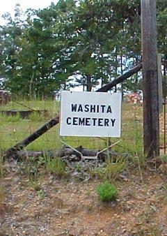 West Washita Cemetery