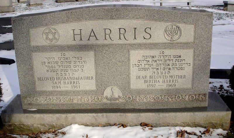 Samuel Simon Harris