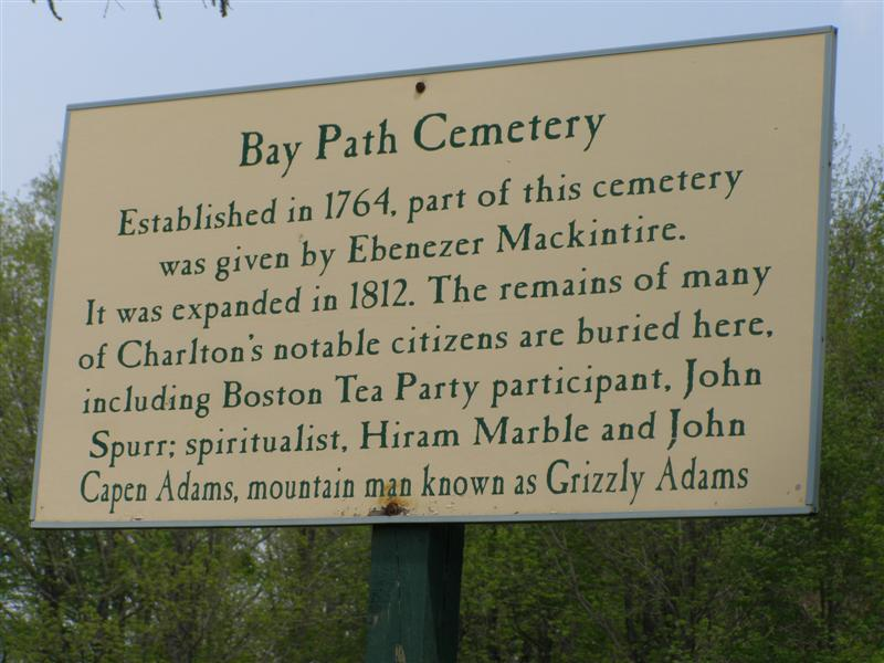 Bay Path Cemetery