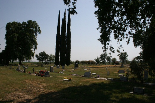 Knights Landing Cemetery