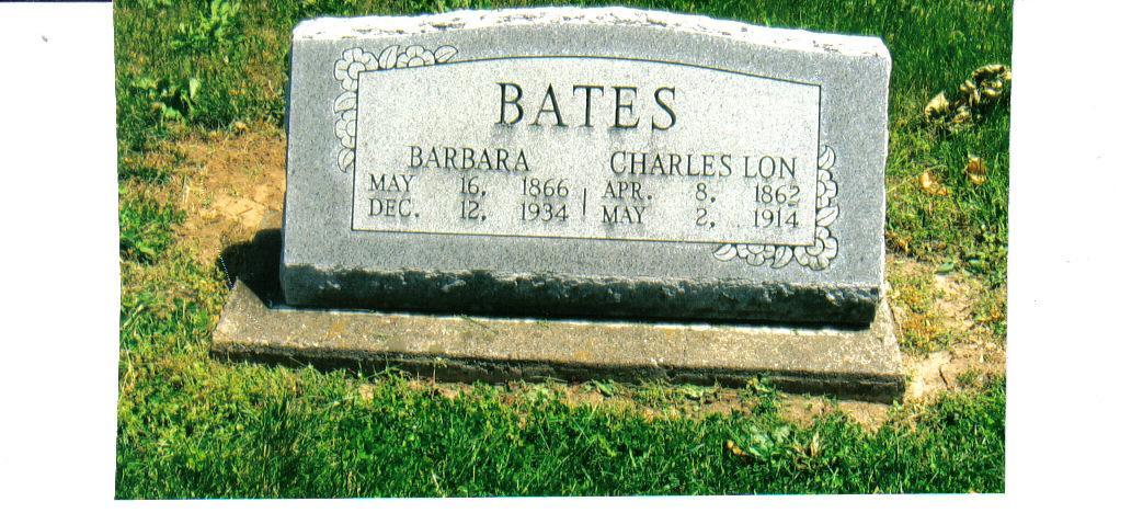 Barbara <i>Kemper</i> Bates